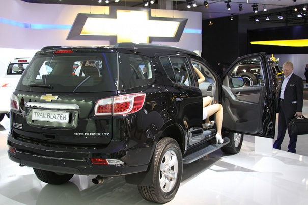 Chevrolet TrailBlazer new 2013