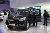 Chevrolet TrailBlazer new 2012